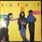 Bad Boys Blue - Heart Beat LP (VG+-M-/VG+) -synthpop-