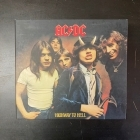 AC/DC - Highway To Hell (remastered) CD (VG+/VG+) -hard rock-