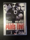 From Paris With Love DVD (VG+/M-) -toiminta-