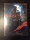 Friday The 13th (2009) (extended cut) DVD (M-/M-) -kauhu-