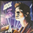Billy Idol - Charmed Life LP (VG+/VG) -new wave/post-punk-