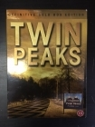 Twin Peaks - Definitive Gold Box Edition (Kaudet 1-2) 10DVD (VG+/VG+) -tv-sarja-