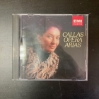 Maria Callas - Opera Arias CD (M-/M-) -klassinen-