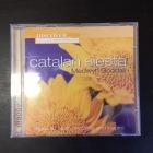 Medwyn Goodall - Catalan Siesta CD (VG+/VG+) -new age-