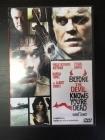 Before The Devil Knows You're Dead DVD (VG+/M-) -jännitys-