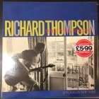 Richard Thompson - Small Town Romance LP (VG+-M-/VG+) -folk rock-