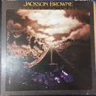 Jackson Browne - Running On Empty LP (VG+/VG+) -soft rock-
