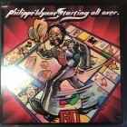 Philippe Wynne - Starting All Over LP (VG+-M-/VG+) -soul-