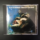 Ella Fitzgerald - These Are The Blues CD (VG/M-) -jazz-