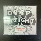 Deep Insight - Hurricane Season CDS (VG+/M-) -emo-