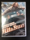 Hit & Run DVD (avaamaton) -toiminta/komedia-