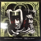Works Of Shakespeare - Macbeth 3LP (VG+-M-/VG+) -näytelmä-