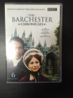 Barchester Chronicles 2DVD (VG+/M-) -draama-
