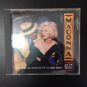 Madonna - Im Breathless (Music From And Inspired By The Film Dick Tracy) CD (VG/VG+) -soundtrack-