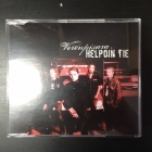 Verenpisara - Helpoin tie CDS (M-/M-) -hard rock-