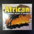 African Tribal Music & Dances 2CD (VG+/VG+)