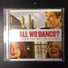 Shall We Dance? - Music From The Motion Picture CD (M-/M-) -soundtrack-
