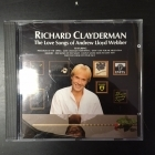 Richard Clayderman - The Love Songs Of Andrew Lloyd Webber CD (VG+/M-) -pop-