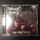 Congenital Anomalies - Human Embryonic Mutilation CD (VG+/M-) -death metal-