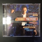 Johnny Mnemonic - Music From The Motion Picture CD (VG+/VG+) -soundtrack-