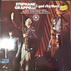 Stephane Grappelli - I Got Rhythm! LP (M-/VG+) -jazz-