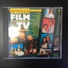 Hollywood Studio Orchestra - 18 Famous Film & TV Themes CD (VG/VG+) -soundtrack-
