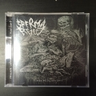 Sperma Reject - Married By Accident CDEP (M-/M-) -death metal/grindcore-