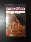 Ed Starink - Synthesizer Greatest Volume 4 C-kasetti (M-/M-) -synthpop-