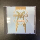 Madonna - The Immaculate Collection CD (VG/VG+) -pop-