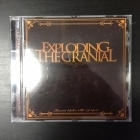 Exploding The Cranial - Colonization Machine Killers Of Morals CD (VG/M-) -death metal-