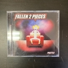 Fallen 2 Pieces - Prattle CD (VG+/M-) -industrial rock-