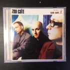 Zen Cafe - Ua ua CD (VG+/VG+) -pop rock-