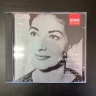 Maria Callas - Rossini & Donizetti Arias CD (M-/M-) -klassinen-