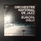 Orchestre National De Jazz - Europa Oslo CD (VG+/VG+) -jazz-