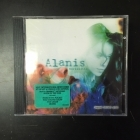 Alanis Morissette - Jagged Little Pill CD (VG+/M-) -alt rock-