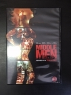 Middle Men DVD (VG+/M-) -draama/komedia-