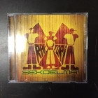 Raptori - Sekoelma CD (VG/VG+) -hip hop-