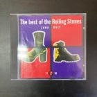 Rolling Stones - Jump Back (The Best Of The Rolling Stones) CD (G/VG) -rock n roll-