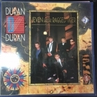 Duran Duran - Seven And The Ragged Tiger LP (VG/VG+) -synthpop-
