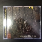 Aceptic Goitre / ATXXX - Gangrenous Mass From Axe & Hook Ejaculation CD (VG+/M-) -death metal/grindcore-