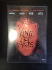 King Of The Ants DVD (VG+/M-) -jännitys-