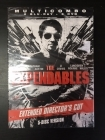 Expendables (extended director's cut multicombo) 2 disc Blu-ray+3DVD (avaamaton) -toiminta-