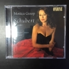 Monica Groop - Schubert: Lieder CD (VG+/VG+) -klassinen-