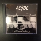 AC/DC - Let There Be Rock (AUS/4770852/1995) CD (VG+/VG+) -hard rock-