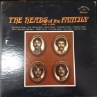 Heads Of The Family - Play & Sing LP (VG/VG) -folk rock/funk-