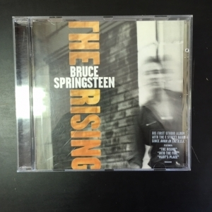 Bruce Springsteen - The Rising CD (VG+/M-) -roots rock-