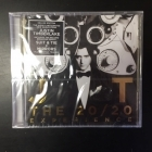 Justin Timberlake - The 20/20 Experience (deluxe edition) CD (avaamaton) -r&b-
