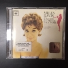 Miles Davis Sextet - Someday My Prince Will Come (remastered) CD (VG/VG+) -jazz-