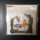 Tchaikovsky - Suites From The Three Great Ballets CD (VG/VG+) -klassinen-