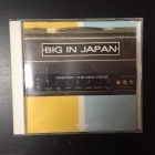 Big In Japan - Destroy The New Rock CD (VG+/VG) -power pop-